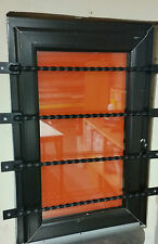 Diy window security grills bars window  shed office 4 x 700mm