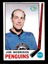 1969-70  OPC O PEE CHEE  # 156  JIM MORRISON  NRMT+   INV 11137