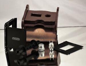 Flexkin Adapter for Flexaret VI  Meopta Czech TLR camera  CLA Never Used