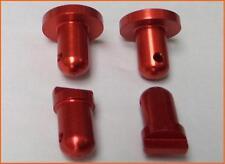 1/5 Baja RX Servo Box Pins CNC Alloy (4) orange 66021 /23 fit 5B 5T SC PRC KM RV