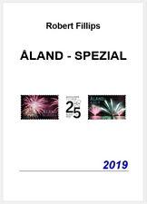 Fillips: Briefmarkenkatalog ALAND - SPEZIAL 2019