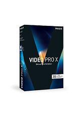 MAGIX Video Pro X - NEU & OVP