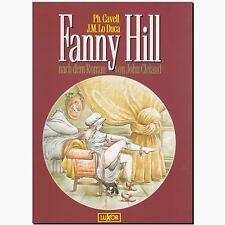 Fanny Hill Erotic Comic für Erwachsene Philippe Cavell nach John Cleland FRIVOL