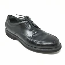 Men's Rockport DresSports Oxfords Dress Shoes Size 9.5M Waterproof Black S13