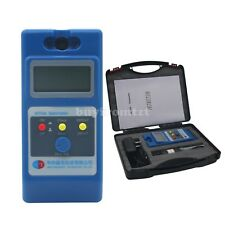 LCD Tesla Meter Wt10a Gaussmeter Surface Magnetic Field Tester W NS Function