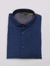 cee65df72a2b Gepunktete Herren-Freizeithemden   -Shirts Hemd-Stil günstig kaufen ...