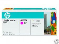 TONER HP MAGENTAQ6003A  NEUF + 50% OFFERT / Q6003 Q600