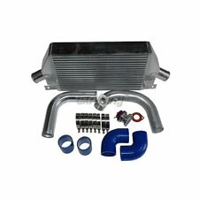 CXRacing Bolt-on Intercooler kit + Piping + BOV For 03-06 Dodge Neon SRT-4 Blue
