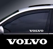 2 x Volvo Window Decal Sticker Graphic *Colour Choice*(2)