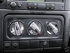 BOUTONS DE VENTILATION VW POLO 6N T4