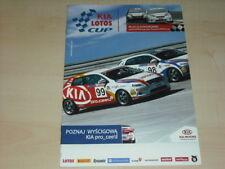 34955) Kia pro Ceed Lotos Cup Polen Prospekt 2007