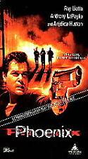 Phoenix (VHS, 1998) Ray Liotta NEW Angelica Houston SEALED Free Shipping