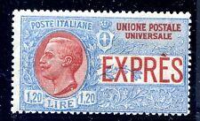 REGNO 1922 - ESPRESSO NON EMESSO Lire 1,20 NUOVO *
