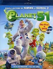 Blu Ray PLANET 51 - *** Special Edition Blu Ray + Dvd ***.....NUOVO