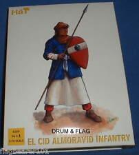 Hat 8189 el cid almoravide infantry - 1/72 scale plastique