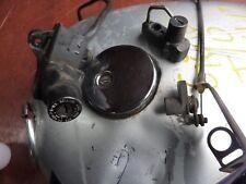 Lockset ignition switch gas cap key EJ650 ej 650 Kawasaki w650 w 2000 #S19
