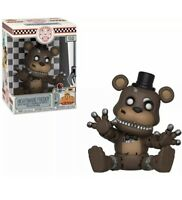 ‼️ Funko Pop Arcade Vinyl 02 Nightmare Five Nights At Freddy Figure Boxed New