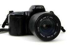 Konica Minolta Dynax 3xi 35mm réflex avec sigma 35 - 135 mm objectif