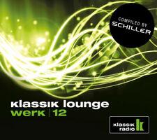 Klassik Lounge Werk 12 By Schiller 2CDs Bliss