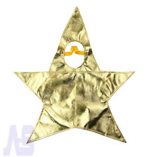 Children New Gold Star Nativity Fancy Dress Christmas Costume Boy Girl 2-3 Years