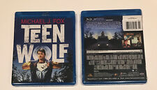 Teen Wolf Blu-Ray (2011) New & Sealed Michael J. Fox 1985 Widescreen