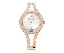 Swarovski 5377576 Eternal Watch, Rose Gold Tone, White, Case Size: 30mm RRP $599
