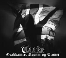 Gravkamre Kroner Og Troner (2CD) von TAAKE (2013)