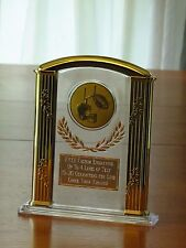 "Football (or any SPORT) 7"" Acrylic Award Trophy FREE custom engraving"