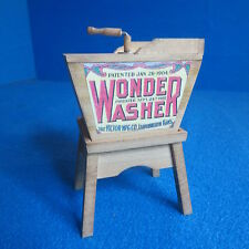 Dolls House Miniature 12th scale  Wonder Washer Tub     HM125