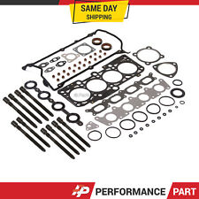 Head Gasket Bolts Set Fit 99-06 Audi A4 Quattro Volkswagen Goft Jetta TURBO 1.8L