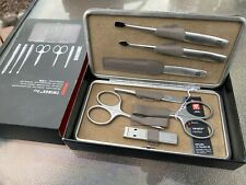 Zwilling J.A. Henckels Twinox Beauty Ray Stainless Manicure Nail Grooming Kit