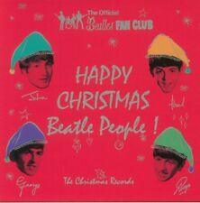"BEATLES, The - Happy Christmas Beatles People: The Christmas Records - 7"" box"