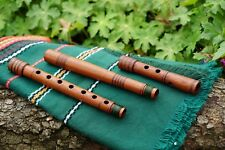 KAVAL in D * Precise & Professional * Handmade Wooden Bulgarian Flute * 67.5 cm