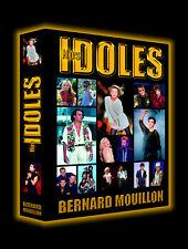 """Livre """"NOS IDOLES""""  avec  Jeanne MAS,  Mylène FARMER,  672 pages, 1500 photos"""