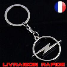 Porte-clés Opel Mode Automobiles 3D Voiture Métal Emblème Accessoires Chaine