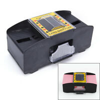 Automatic Poker Card Shuffler Battery Operated Game Playing Shuffling Machine 7_