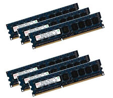 6x 4gb 24gb ddr3 ECC UDIMM memoria RAM per workstation HP z400 z600 pc3-10600e