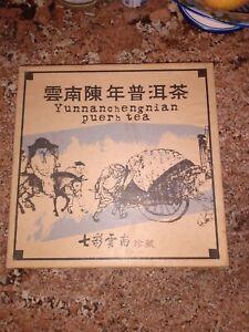 2002 Yunnanchengnian Pueuh Tea