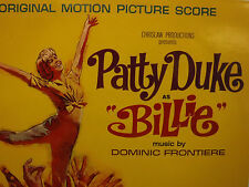 Patty Duke as Billie Original Motion Picture Score 33RPM 030116 TLJ