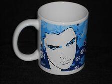 Elvis Presley Cup Facial Replica Signature Copy Mug 2015 Joe Petruccio Artwork