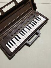 Vintage Yamaha PS-2 Portasound Keyboard W/ Case Has master Volume Issue - Read