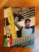 JUVE 19° SCUDETTO=1981 I Quaderni Gazzetta Sport Juventus POSTER FRANCO BRUNA