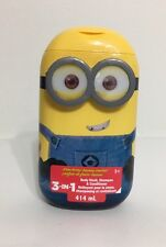 Universal Studio Dispicable Me 3N1 StrawberryBananaScented Bodywash Snampoo Cond