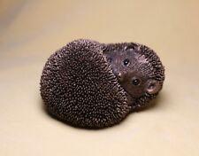 Hedgehog Resting - Spike - Frith Bronze - Thomas Meadows