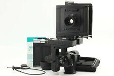 【 MINT 】 Sinar P2 + Symmar S 150mm f/5.6 Lens Cut Film Holders etc... from JAPAN