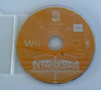 Mario & Sonic At The Olympic Games Beijing 2008 (Wii, 2008) Disc Only