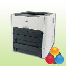 HP LaserJet 1320TN 1320 Laserdrucker Drucker Netzwerk 2.PF DIN A4 s/w USB