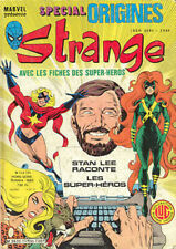OCT30  --- Comics Fr ---- LUG SEMIC   STRANGE spécial origines    N°  154 bis