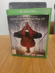 ** Case only no disc included **The Amazing Spiderman 2 - Xbox one