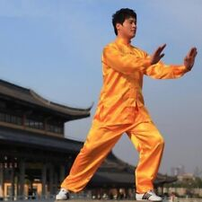 Chinese Wing Chun Kung Fu Suits Martial Arts Tai Chi Uniform Costume